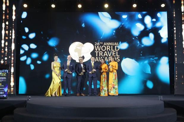 Sun Group bội thu giải thưởng du lịch quốc tế - Ảnh 1.