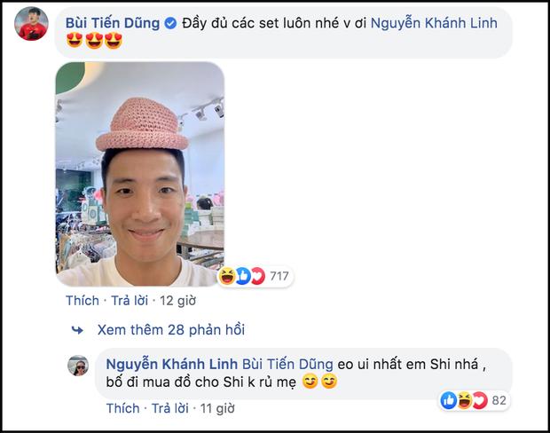 Vừa về Hà Nội sau trận đấu với Indonesia, Bùi Tiến Dũng lập tức chuẩn bị chu đáo đón con đầu lòng sắp chào đời - Ảnh 2.