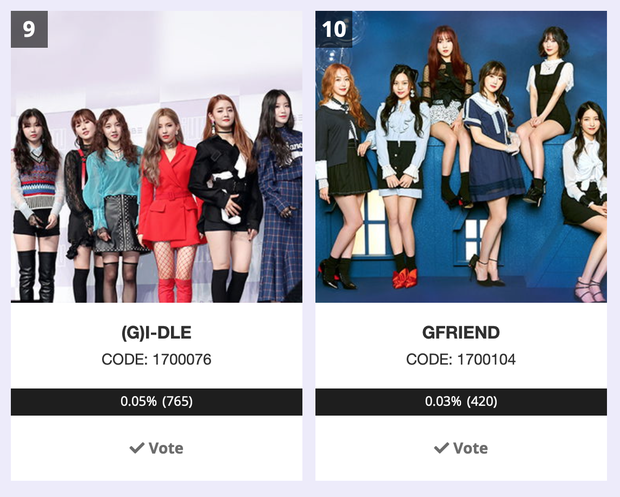Kết quả chung cuộc bình chọn AAA 2019: BLACKPINK và Kang Daniel hoàn toàn rơi khỏi top 5, Super Junior và EXO ai lên ngôi vương? - Ảnh 6.