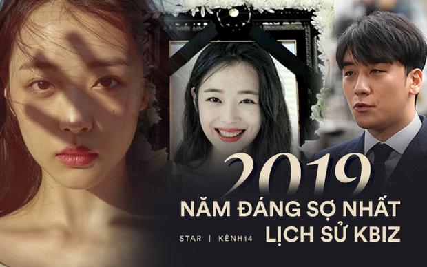 2019 - năm đáng sợ nhất của showbiz Hàn: Bí mật kinh thiên động địa bị phơi bày, những cái chết khiến dư luận bàng hoàng - Ảnh 1.