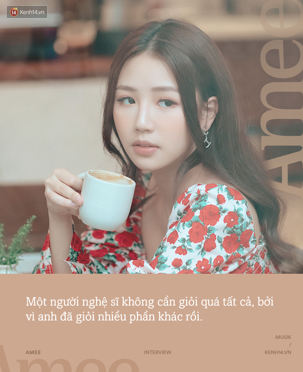 Amee: Ai cũng sẽ từng bị lừa dối tình cảm, chuyện trong MV mới chính là mối tình đầu năm 15 tuổi của tôi - Ảnh 4.