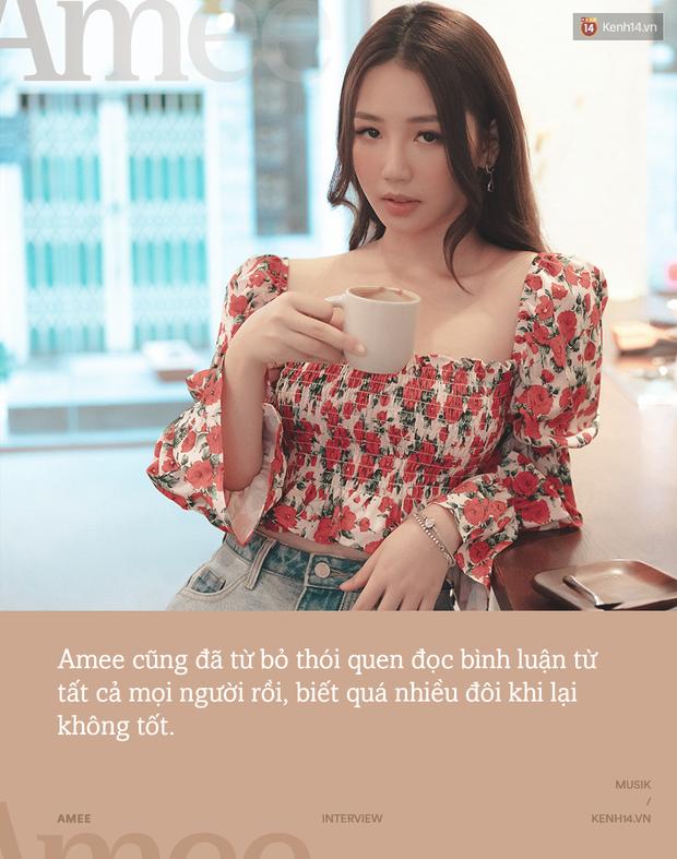 Amee: Ai cũng sẽ từng bị lừa dối tình cảm, chuyện trong MV mới chính là mối tình đầu năm 15 tuổi của tôi - Ảnh 5.