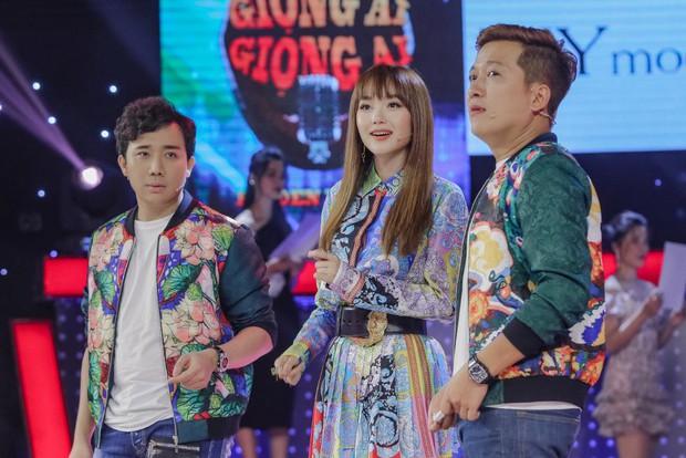 Giờ mở TV xem gameshow kiểu gì cũng có Trấn Thành, Trường Giang! - Ảnh 3.