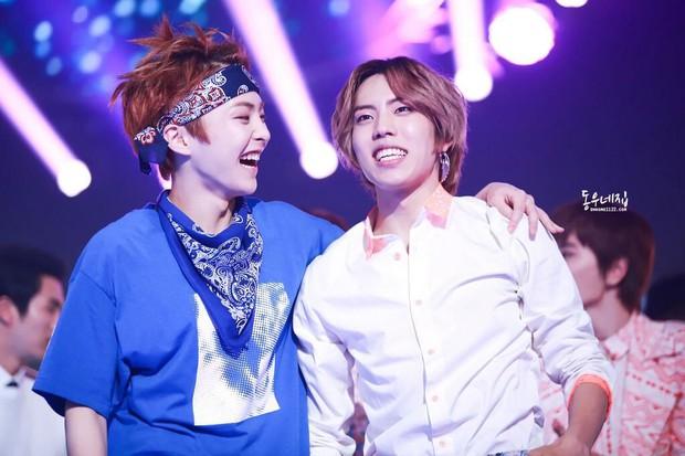 Những cặp đôi nam nam cực hot của showbiz Hàn: Toàn trai đẹp cực phẩm, thân thiết với nhau từ thời còn đi học - Ảnh 9.