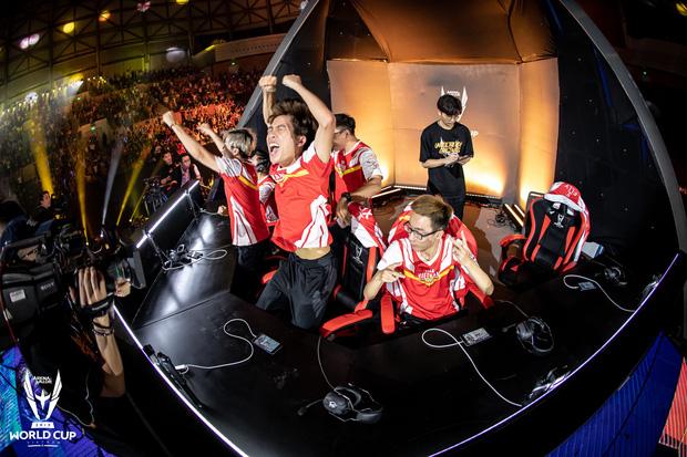 Liên Quân Mobile: Từ sàn đấu Esports lớn nhất Việt Nam đến cơ hội giành vàng tại SEA Games - Ảnh 6.