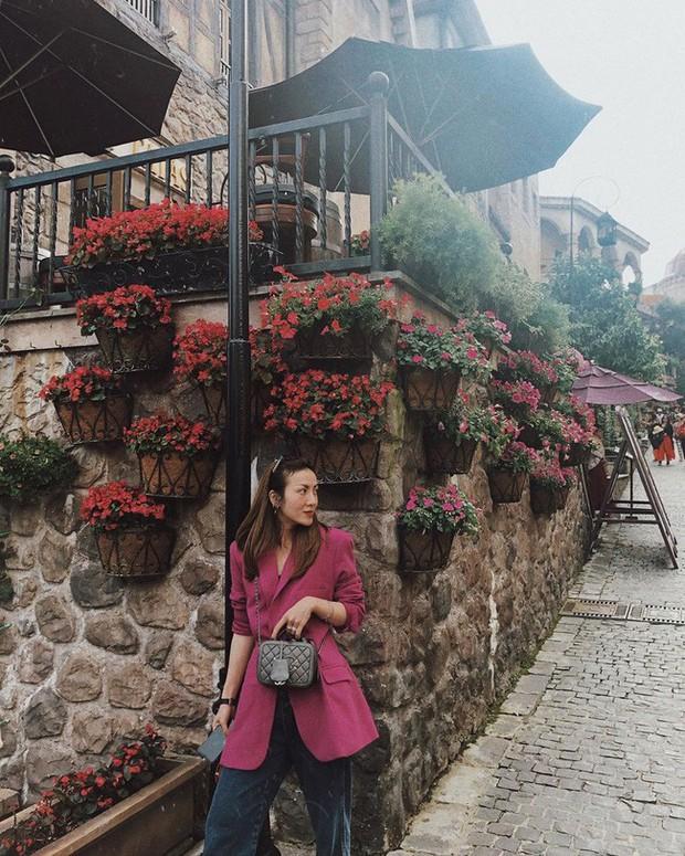 Ngắm street style của 10 sao Việt nổi tiếng mặc đẹp, bạn sẽ rút ra được bí kíp mặc blazer mùa lạnh thật chất - Ảnh 1.