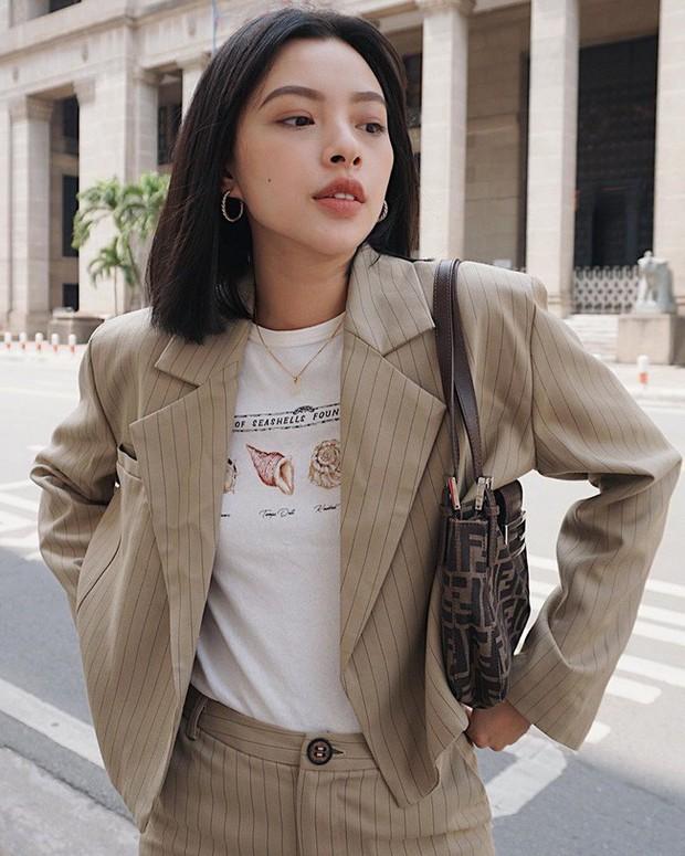 Ngắm street style của 10 sao Việt nổi tiếng mặc đẹp, bạn sẽ rút ra được bí kíp mặc blazer mùa lạnh thật chất - Ảnh 2.