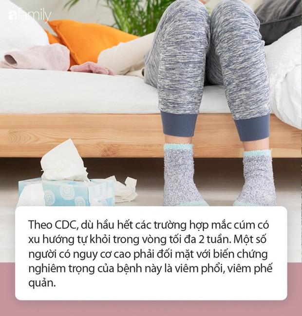 4 nhóm người có nguy cơ mắc biến chứng khi nhiễm bệnh cúm cao nhất, trời chuyển sang lạnh càng cần chú ý - Ảnh 1.