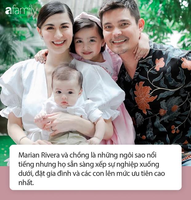 Mỹ nhân đẹp nhất Philippines - Marian Rivera tiết lộ Zia từng nghiện iPad và tuyệt chiêu đơn giản để con rời mắt khỏi màn hình - Ảnh 1.