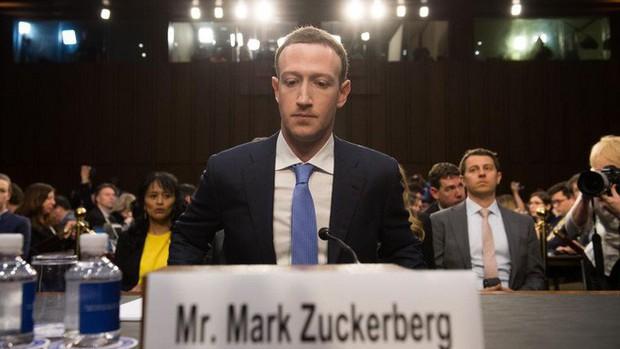 Mark Zuckerberg sẽ phải ngồi tù 20 năm, nếu như bộ luật mới về quyền riêng tư được thông qua - Ảnh 1.