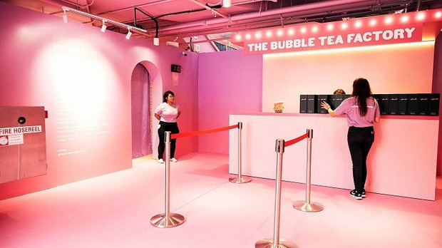 Biết gì chưa: Bảo tàng trà sữa trân châu đầu tiên ở Đông Nam Á sẽ chính thức khai trương vào ngày 19/10 tại Singapore - Ảnh 2.
