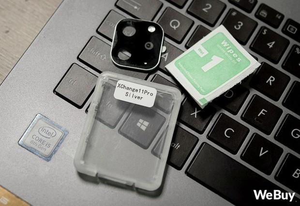 Thử tài phép thuật giá 80K giúp biến iPhone XS thành iPhone 11 Pro: Của rẻ là của ôi! - Ảnh 2.