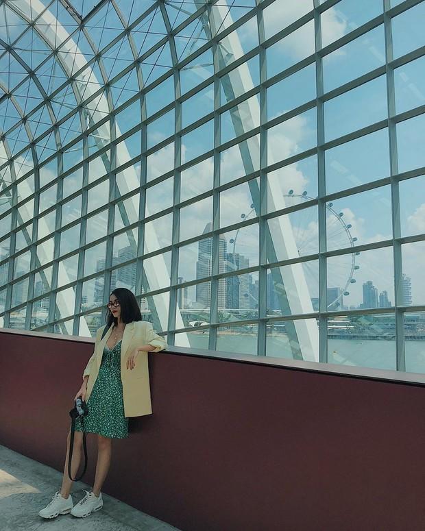 Ngắm street style của 10 sao Việt nổi tiếng mặc đẹp, bạn sẽ rút ra được bí kíp mặc blazer mùa lạnh thật chất - Ảnh 9.