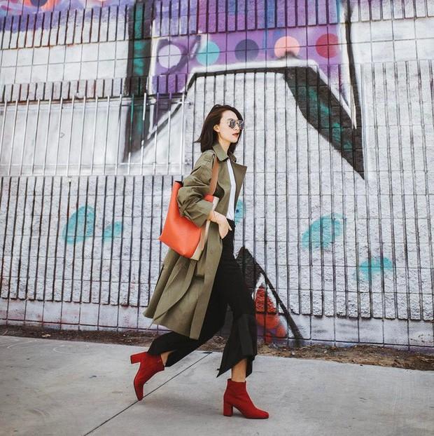 Boots + quần dài: Công thức chưa bao giờ hết hot nhưng mix theo 3 cách này mới là chất nhất - Ảnh 10.