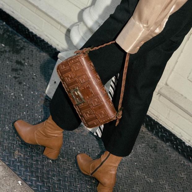 Boots + quần dài: Công thức chưa bao giờ hết hot nhưng mix theo 3 cách này mới là chất nhất - Ảnh 3.