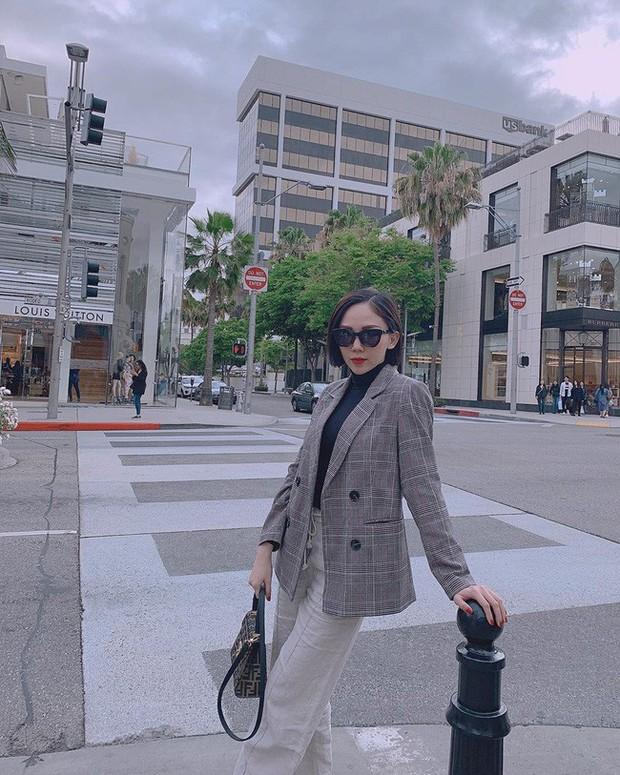 Ngắm street style của 10 sao Việt nổi tiếng mặc đẹp, bạn sẽ rút ra được bí kíp mặc blazer mùa lạnh thật chất - Ảnh 4.
