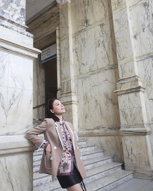 Ngắm street style của 10 sao Việt nổi tiếng mặc đẹp, bạn sẽ rút ra được bí kíp mặc blazer mùa lạnh thật chất - Ảnh 6.