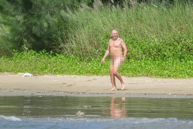 Truy tìm tung tích một nam du khách nước ngoài khỏa thân tắm biển ở Đà Nẵng - Ảnh 1.