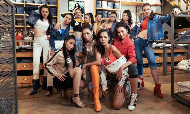 Hoa hậu Hoàn vũ drama không kém gì Next Top Model: Thí sinh hết giành giày lại to tiếng với nhau - Ảnh 6.