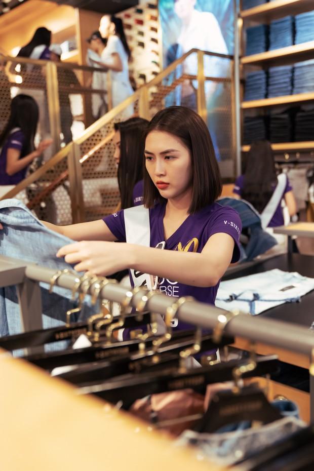 Hoa hậu Hoàn vũ drama không kém gì Next Top Model: Thí sinh hết giành giày lại to tiếng với nhau - Ảnh 3.