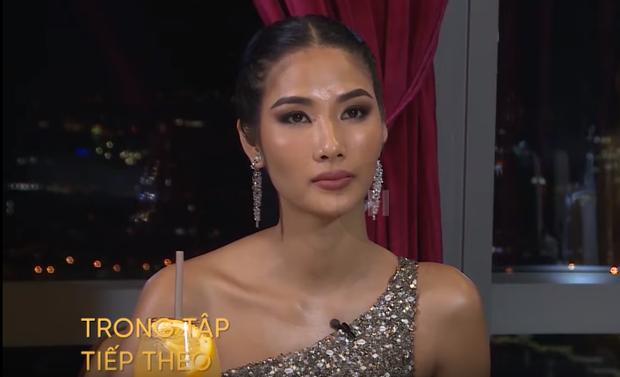 Trở lại Hoa hậu Hoàn vũ Việt Nam, Hoàng Thùy lại dùng ca dao tục ngữ nhưng hình như bị sai? - Ảnh 2.