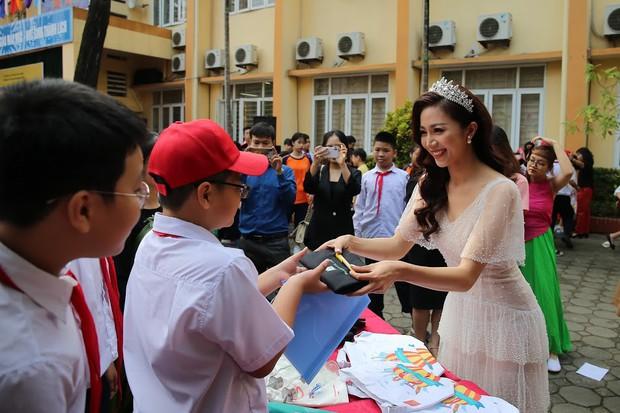 Độc đáo chương trình biểu diễn thời trang chung tay bảo vệ môi trường của học sinh Hà Nội - Ảnh 8.