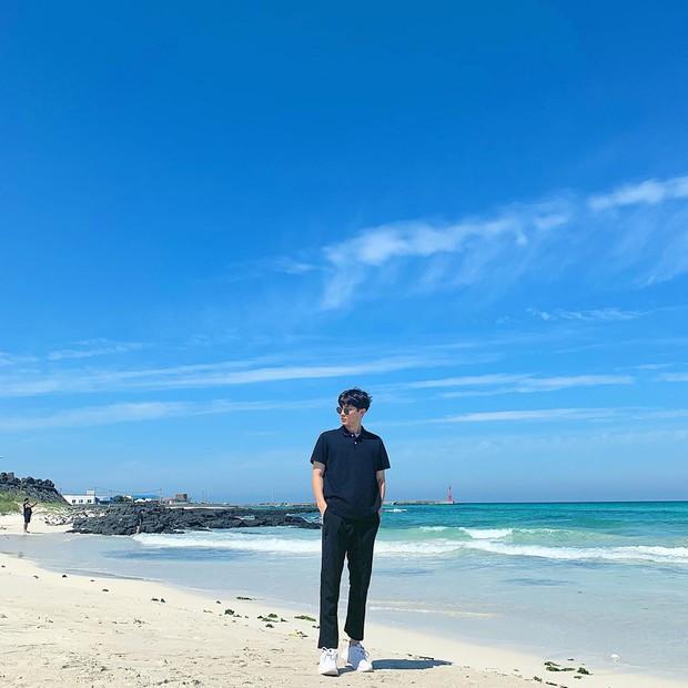 Hot boy mới nổi của Hàn Quốc và hành trình lột xác gây sốt: Dăm ba cái chuyện giảm cân, anh làm được! - Ảnh 7.