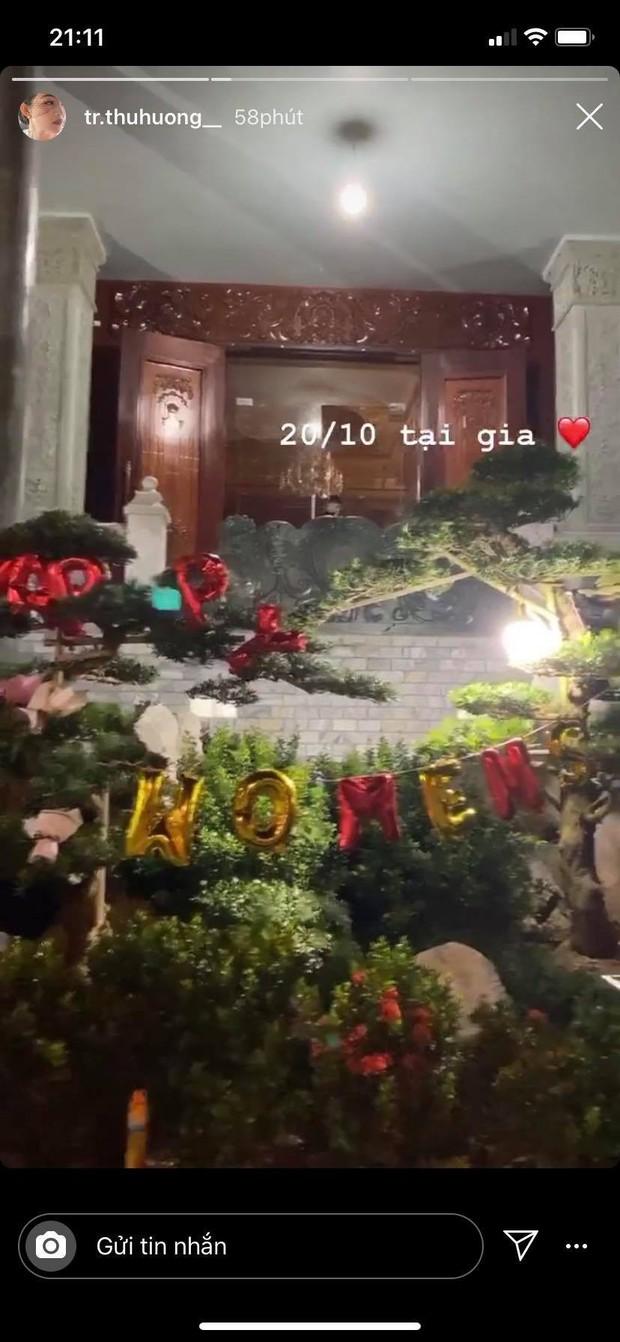"""""""Cô dâu 200 cây vàng"""" ở Nam Định khoe quà khủng 20/10, nhưng để ý mới thấy đang bật mí tin mừng có em bé - Ảnh 2."""