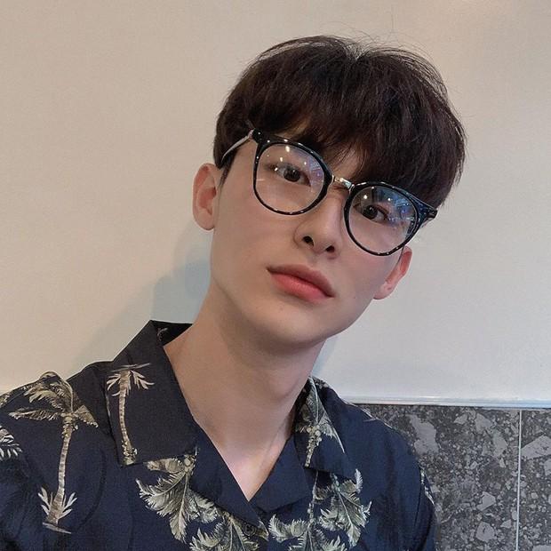 Hot boy mới nổi của Hàn Quốc và hành trình lột xác gây sốt: Dăm ba cái chuyện giảm cân, anh làm được! - Ảnh 4.
