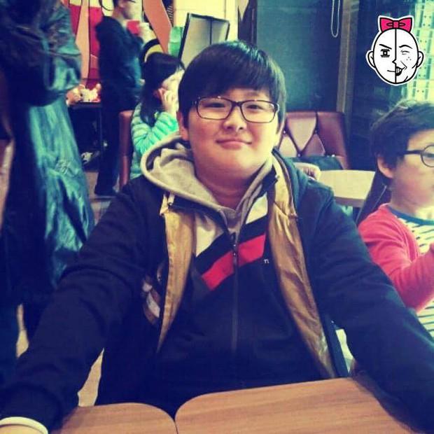 Hot boy mới nổi của Hàn Quốc và hành trình lột xác gây sốt: Dăm ba cái chuyện giảm cân, anh làm được! - Ảnh 2.