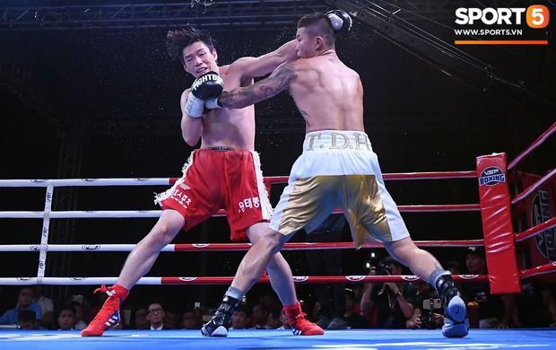 Victory 8: Đánh bại nhà vô địch Hàn Quốc, Nam vương Trương Đình Hoàng giành chiếc đai lịch sử cho quyền Anh Việt Nam - Ảnh 2.