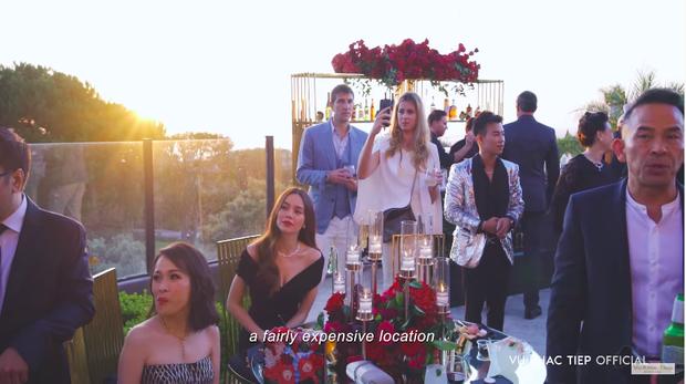 Chẳng cần Ngọc Trinh, vlog mới của Vũ Khắc Tiệp vẫn siêu hot với sự xuất hiện của nữ tỷ phú Mỹ và tâm điểm là… Hà Hồ? - Ảnh 10.