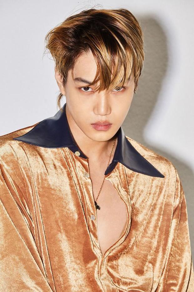 BXH idol nam hot nhất: Sau thời gian dài bị bỏ xa, Baekhyun (EXO) cuối cùng đã đọ lại được đối thủ BTS, nhưng vẫn thua 1 mỹ nam - Ảnh 5.