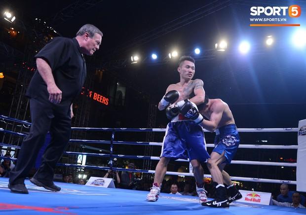 Victory 8: Đánh bại nhà vô địch Hàn Quốc, Nam vương Trương Đình Hoàng giành chiếc đai lịch sử cho quyền Anh Việt Nam - Ảnh 11.