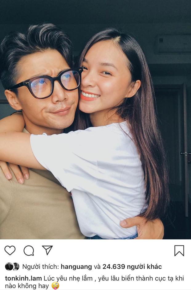 Bạn gái Tôn Kinh Lâm giải thích lý do bỏ follow người yêu trên Instagram, tiết lộ cãi nhau rất nhiều và ngày nào cũng hỏi: Bao giờ chia tay? - Ảnh 3.