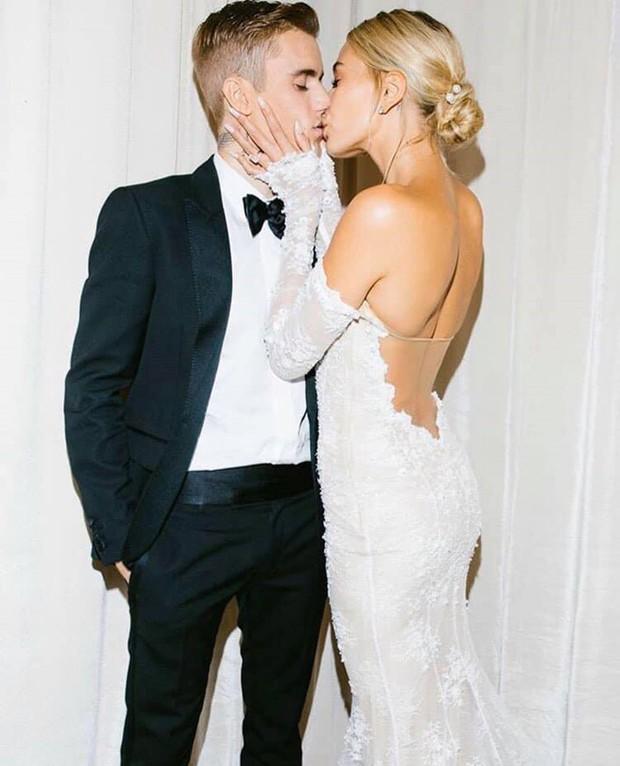 Lộ hậu trường hoàn toàn Hailey mặc váy cưới: Nhan sắc, body đỉnh thế này bảo sao Justin nguyện dành cả đời ở bên - Ảnh 7.