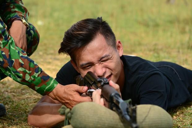 Thanh Hương (Quỳnh búp bê), Vương Anh (Về nhà đi con), hot streamer Độ Mixi... đối đầu trong show thực tế bắn súng - Ảnh 3.