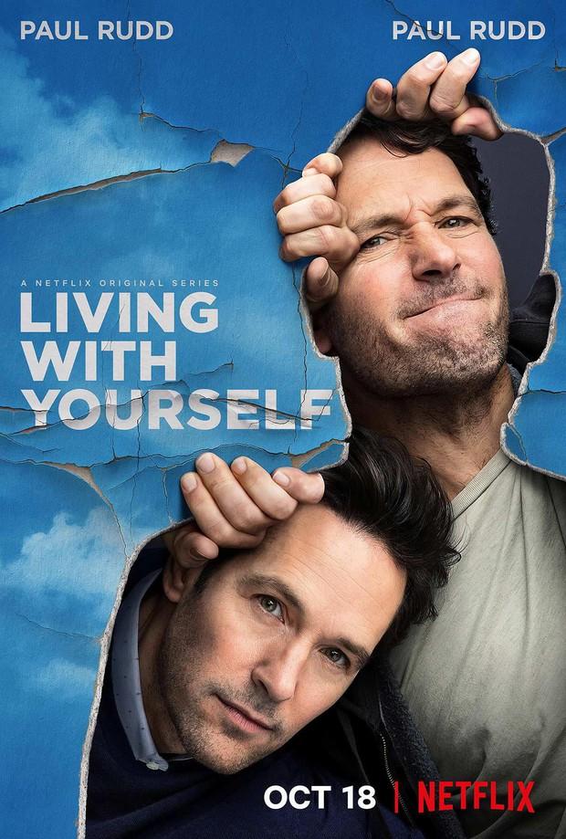 Review Living With Yourself: Đàn Ông Song Tử phiên bản ngôn tình mặn mòi của Người Kiến Paul Rudd - Ảnh 1.