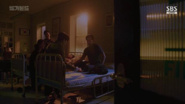 Lee Seung Gi dành cả thanh xuân chạy trốn thần chết vì liên hoàn ám sát trong tập 9 Vagabond - Ảnh 2.