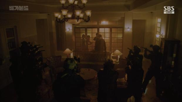 Lee Seung Gi dành cả thanh xuân chạy trốn thần chết vì liên hoàn ám sát trong tập 9 Vagabond - Ảnh 5.
