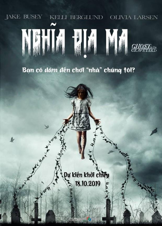Phim rạp cuối tuần: Không khí Halloween đổ bộ, Chị đại Angelina Jolie chiếm trọn spotlight với Maleficent 2 - Ảnh 17.
