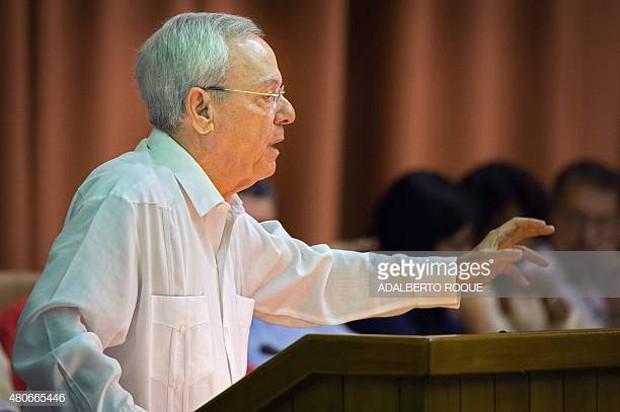 Viện Hàn lâm Khoa học và Nghệ thuật Mỹ vinh danh nhà sử học Cuba - Ảnh 1.
