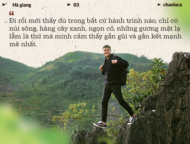 Chan La Cà - Nghe travel blogger trải nghiệm dưới tán cây xanh và hành trình về những câu chuyện đẹp đẽ - Ảnh 9.