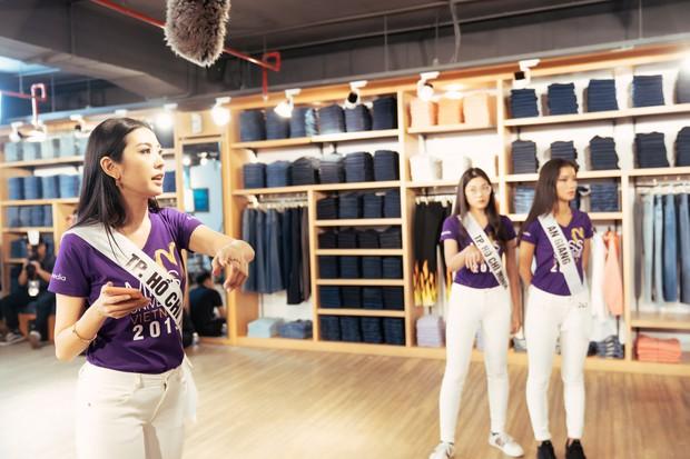 San sẻ việc với đội trưởng cũng bị bắt bẻ, Thúy Vân đang bị giám khảo Hoa hậu Hoàn vũ VN xử ép? - Ảnh 4.
