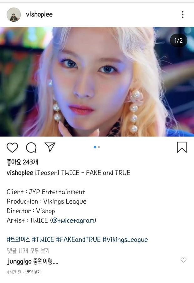 Thì ra MV mới của TWICE đã đổi producer nên nhìn mãi cứ thấy không quen, netizen người khen kẻ chê không biết đường nào mà lần! - Ảnh 3.
