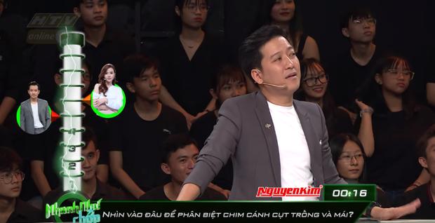 Nhanh như chớp: Hari Won lại bị chê bai về cách đọc câu hỏi, khiến Trường Giang phải sửa lỗi chính tả - Ảnh 4.