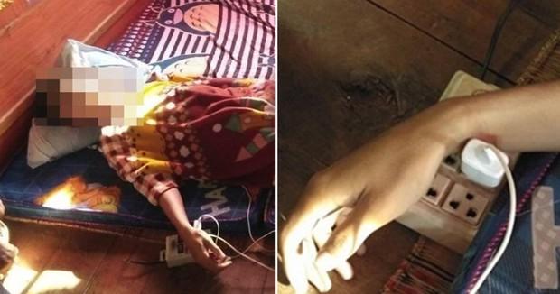 Lại một trường hợp thương tâm khi dùng điện thoại khiến chàng trai người Thái qua đời đột ngột - Ảnh 1.