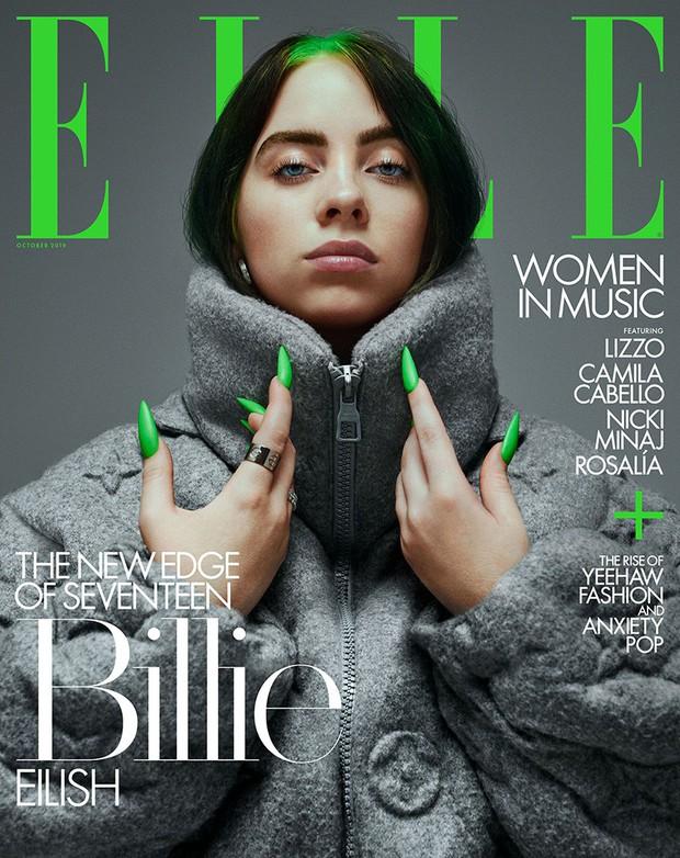"""Sở hữu thân hình đốt mắt nhưng Billie Eilish luôn ăn mặc """"kín cổng cao tường"""" mỗi khi bước lên sân khấu, nguyên nhân vì sao? - Ảnh 7."""