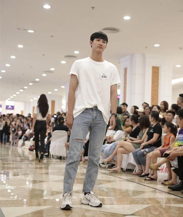 Thí sinh Vietnams Next Top Model bất ngờ hot lên chỉ nhờ một bức ảnh khoe hình thể! - Ảnh 3.