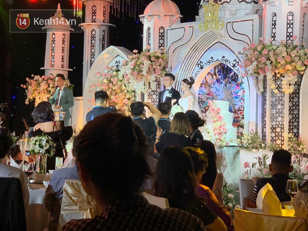 Những hình ảnh đầu tiên trong đám cưới hoành tráng của nữ giảng viên Âu Hà My - Ảnh 1.